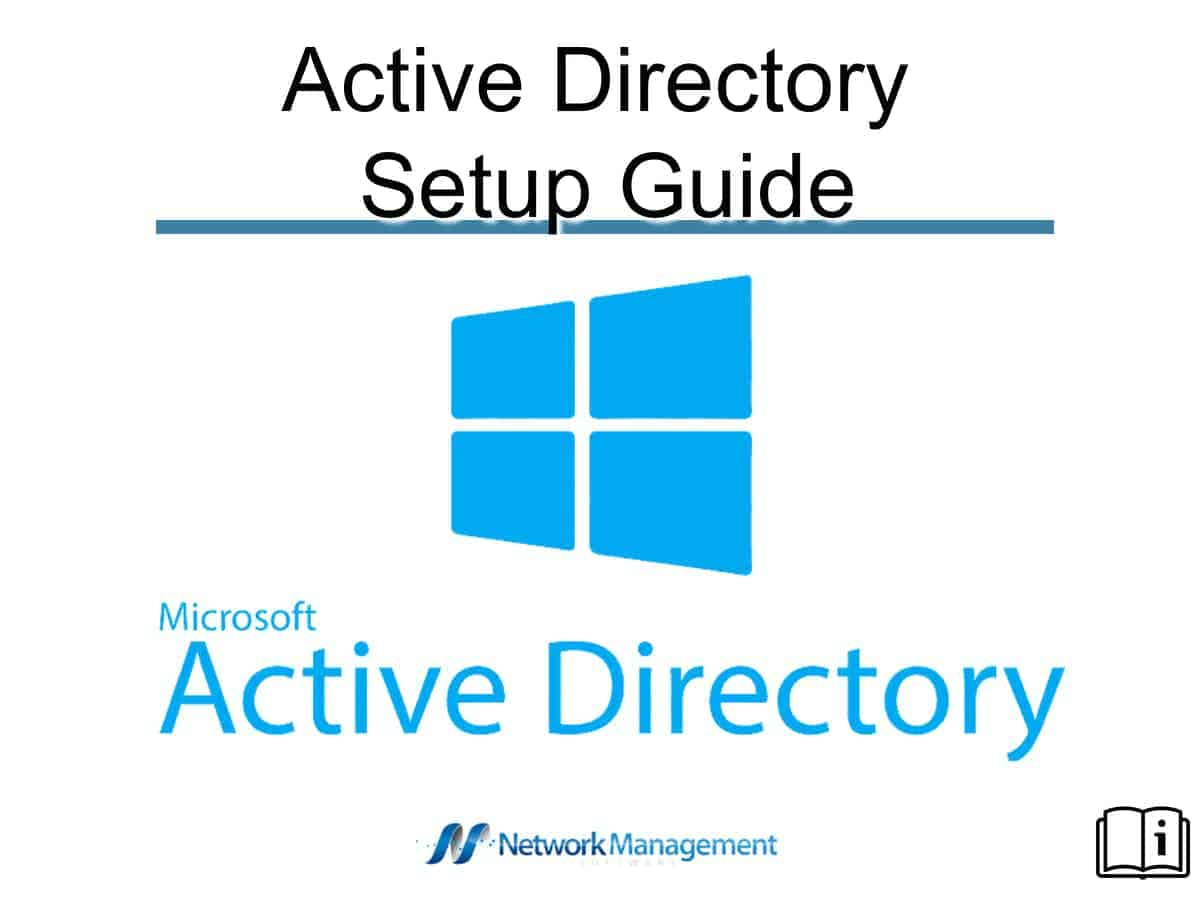 Active Directory Setup Guide
