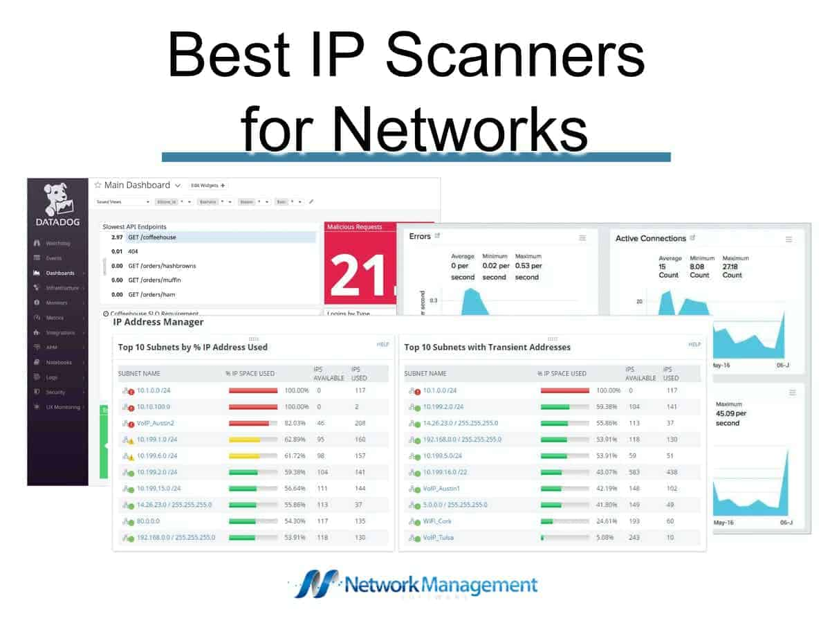 Best IP Scanners for Networks