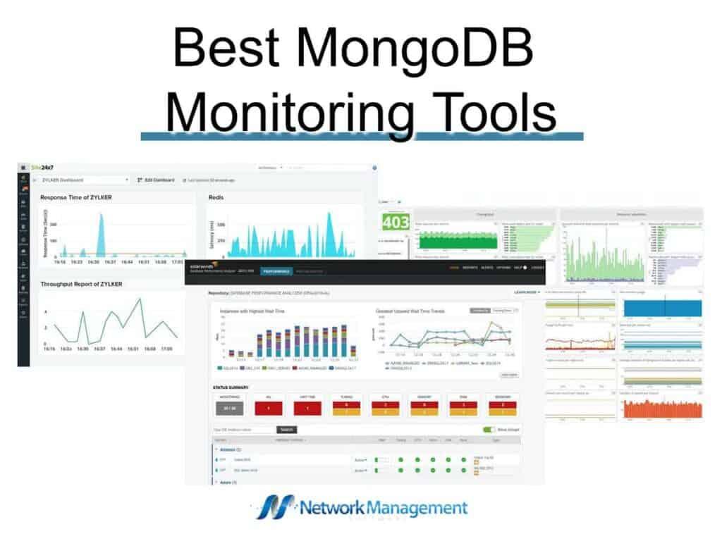 Best MongoDB Monitoring Tools