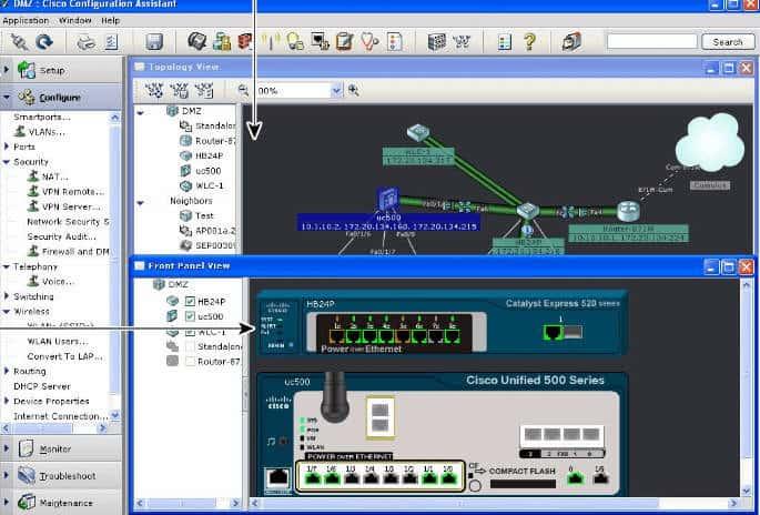 Cisco Configuration Assistant