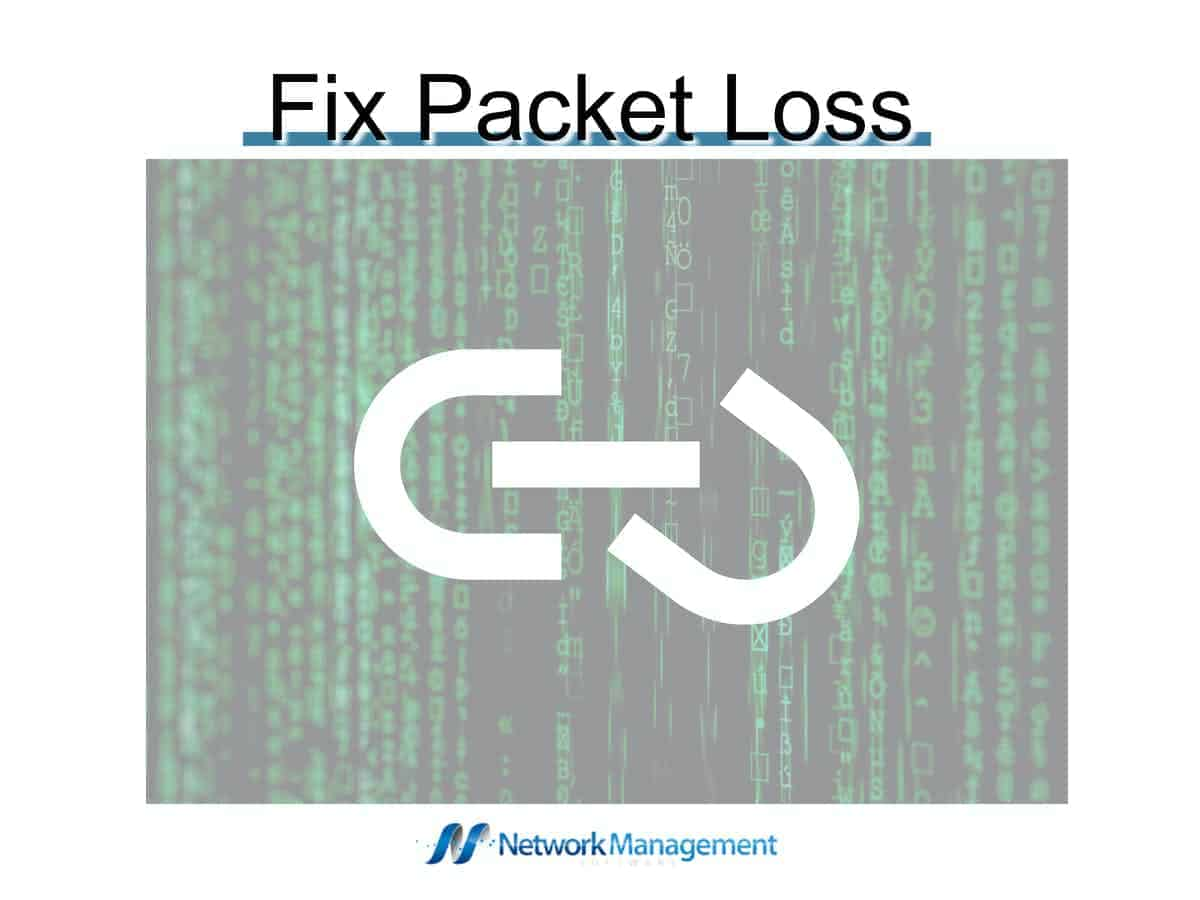 How to Fix Packet Loss