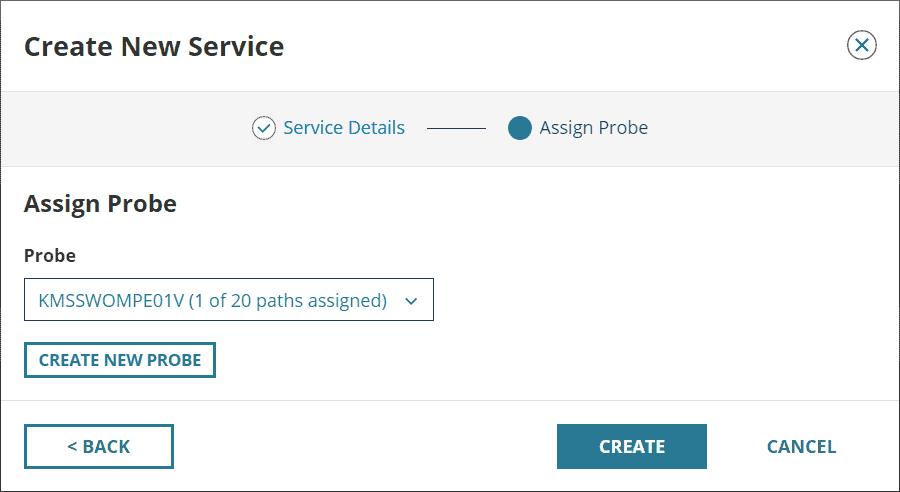 NPM_12_Create_New__Netpath_Service_Assign_Probe