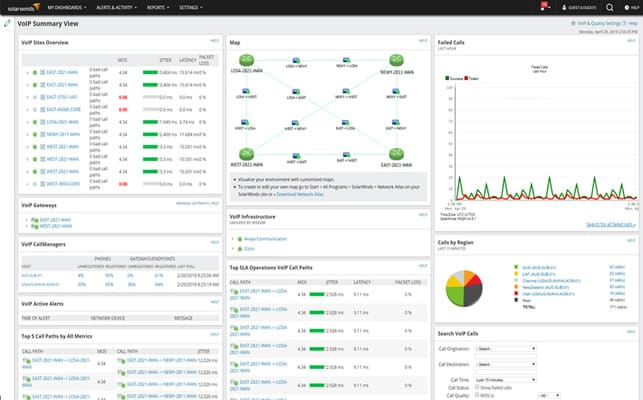Thumbnail image for Review: SolarWinds VOIP and Network Quality Manager 4.0