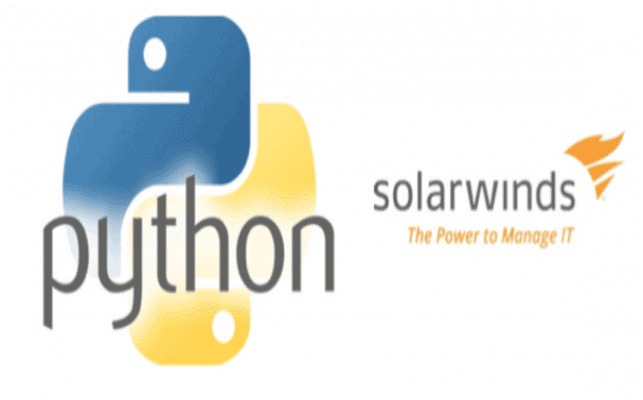 Thumbnail image for SolarWinds Orion API & SDK – Scripting with Python (Part 3)